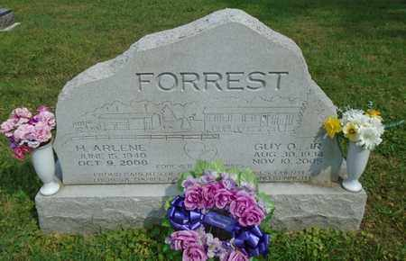 FORREST, GUY O., JR - Fairfield County, Ohio | GUY O., JR FORREST - Ohio Gravestone Photos