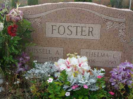 FOSTER, THELMA L. - Fairfield County, Ohio | THELMA L. FOSTER - Ohio Gravestone Photos