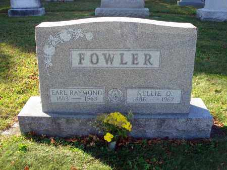 FOWLER, EARL RAYMOND - Fairfield County, Ohio | EARL RAYMOND FOWLER - Ohio Gravestone Photos