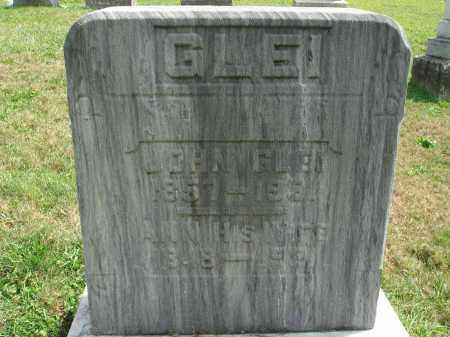 GLEI, ANN - Fairfield County, Ohio | ANN GLEI - Ohio Gravestone Photos
