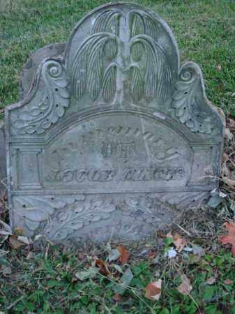 GLICK, JACOB - Fairfield County, Ohio | JACOB GLICK - Ohio Gravestone Photos