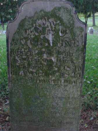 GLICK, KATHARINE - Fairfield County, Ohio | KATHARINE GLICK - Ohio Gravestone Photos