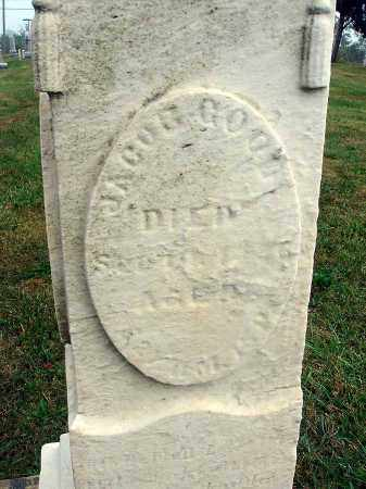 GOOD, JACOB - Fairfield County, Ohio | JACOB GOOD - Ohio Gravestone Photos