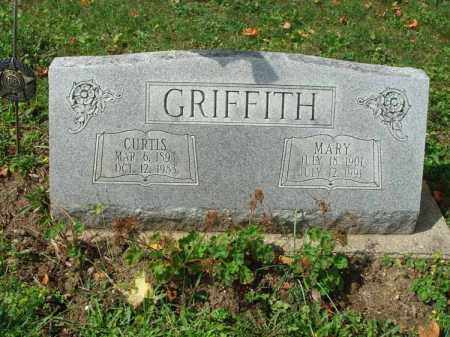 GRIFFITH, MARY - Fairfield County, Ohio | MARY GRIFFITH - Ohio Gravestone Photos