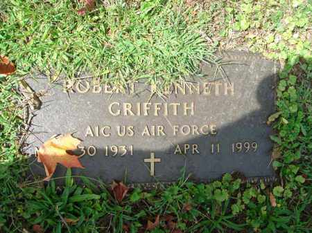 GRIFFITH, ROBERT KENNETH - Fairfield County, Ohio | ROBERT KENNETH GRIFFITH - Ohio Gravestone Photos