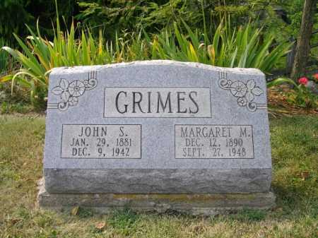 GRIMES, JOHN S. (SEWARD) - Fairfield County, Ohio | JOHN S. (SEWARD) GRIMES - Ohio Gravestone Photos