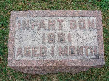 HARMAN, INFANT SON - Fairfield County, Ohio | INFANT SON HARMAN - Ohio Gravestone Photos