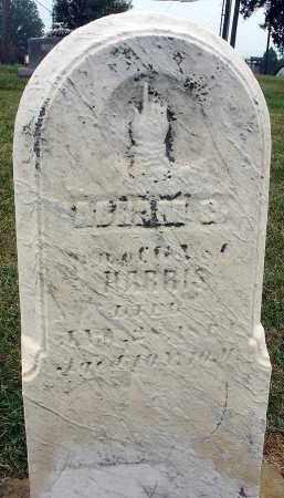 HARRIS, ABRAM C. - Fairfield County, Ohio | ABRAM C. HARRIS - Ohio Gravestone Photos
