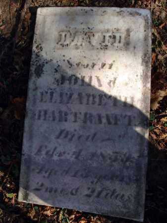 HARTRANFT, DAVID - Fairfield County, Ohio | DAVID HARTRANFT - Ohio Gravestone Photos
