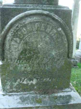 HENSEL, JACOB - Fairfield County, Ohio | JACOB HENSEL - Ohio Gravestone Photos