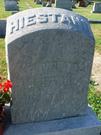 HIESTAND, EDWIN L. - Fairfield County, Ohio | EDWIN L. HIESTAND - Ohio Gravestone Photos