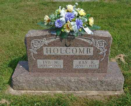 HOLCOMB, IVA M. - Fairfield County, Ohio | IVA M. HOLCOMB - Ohio Gravestone Photos