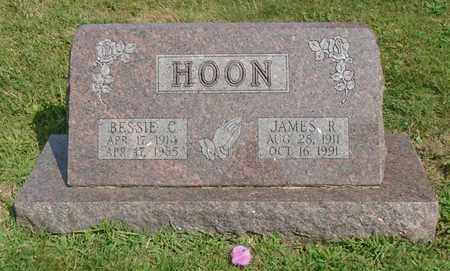 HOON, BESSIE C. - Fairfield County, Ohio | BESSIE C. HOON - Ohio Gravestone Photos