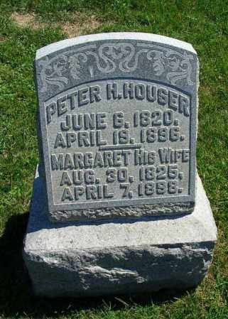 HOUSER, MARGARET - Fairfield County, Ohio | MARGARET HOUSER - Ohio Gravestone Photos