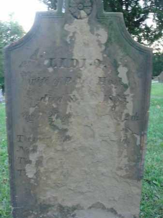 HOY, LIDIA - Fairfield County, Ohio | LIDIA HOY - Ohio Gravestone Photos