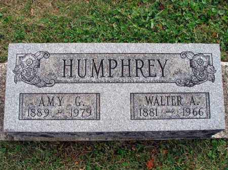 HUMPHREY, AMY G. - Fairfield County, Ohio | AMY G. HUMPHREY - Ohio Gravestone Photos