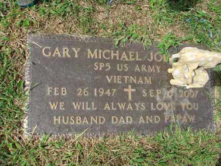 JOHNSON, GARY MICHAEL - Fairfield County, Ohio | GARY MICHAEL JOHNSON - Ohio Gravestone Photos