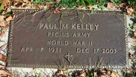 KELLEY, PAUL M. - Fairfield County, Ohio | PAUL M. KELLEY - Ohio Gravestone Photos
