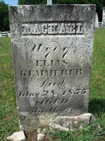 KEMMERER, RACHAEL - Fairfield County, Ohio | RACHAEL KEMMERER - Ohio Gravestone Photos