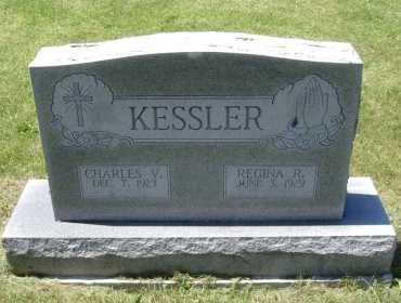 KESSLER, CHARLES V. - Fairfield County, Ohio | CHARLES V. KESSLER - Ohio Gravestone Photos
