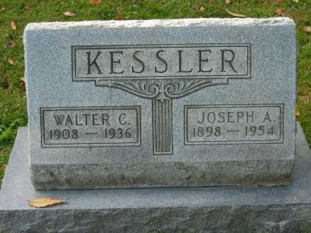 KESSLER, JOSEPH A. - Fairfield County, Ohio | JOSEPH A. KESSLER - Ohio Gravestone Photos