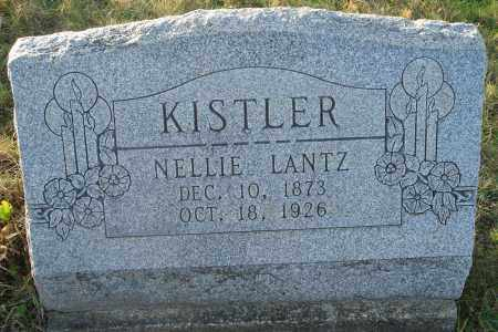LANTZ KISTLER, NELLIE - Fairfield County, Ohio | NELLIE LANTZ KISTLER - Ohio Gravestone Photos
