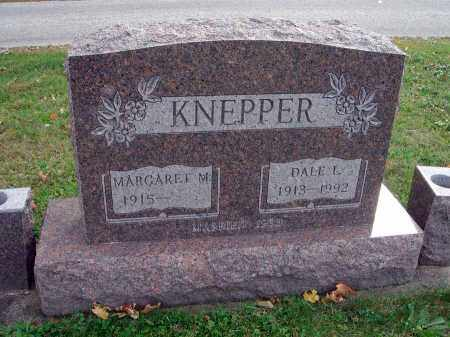 KNEPPER, DALE L. - Fairfield County, Ohio | DALE L. KNEPPER - Ohio Gravestone Photos