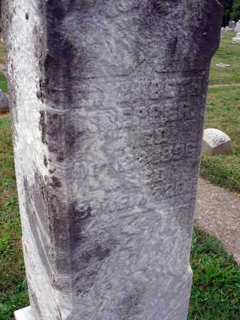 KNEPPER, ELIZABETH - Fairfield County, Ohio | ELIZABETH KNEPPER - Ohio Gravestone Photos