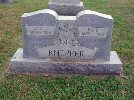 KNEPPER, LULU A. - Fairfield County, Ohio | LULU A. KNEPPER - Ohio Gravestone Photos