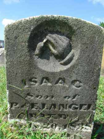 LANGEL, ISAAC - Fairfield County, Ohio   ISAAC LANGEL - Ohio Gravestone Photos
