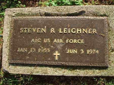 LEIGHNER, STEVEN R. - Fairfield County, Ohio | STEVEN R. LEIGHNER - Ohio Gravestone Photos