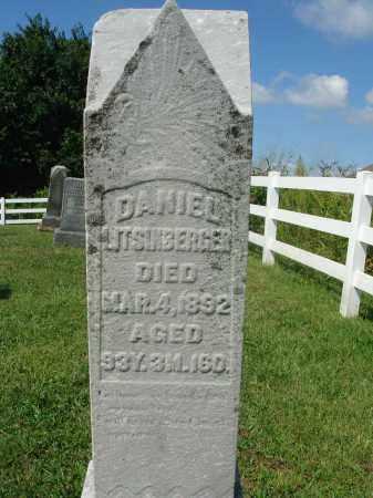LITSINBERGER, DANIEL - Fairfield County, Ohio | DANIEL LITSINBERGER - Ohio Gravestone Photos
