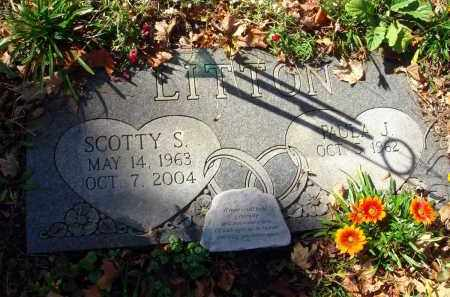 LITTON, SCOTTY S. - Fairfield County, Ohio | SCOTTY S. LITTON - Ohio Gravestone Photos