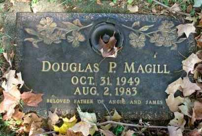 MAGILL, DOUGLAS P. - Fairfield County, Ohio | DOUGLAS P. MAGILL - Ohio Gravestone Photos