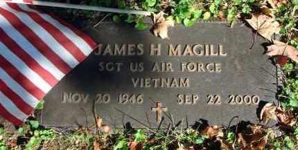 MAGILL, JAMES H. - Fairfield County, Ohio | JAMES H. MAGILL - Ohio Gravestone Photos