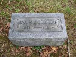 TAYLOR MCCULLOUGH, EVA - Fairfield County, Ohio | EVA TAYLOR MCCULLOUGH - Ohio Gravestone Photos