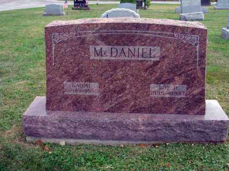 MCDANIEL, ROY D. - Fairfield County, Ohio | ROY D. MCDANIEL - Ohio Gravestone Photos