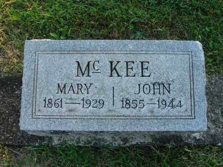 MCKEE, JOHN - Fairfield County, Ohio | JOHN MCKEE - Ohio Gravestone Photos