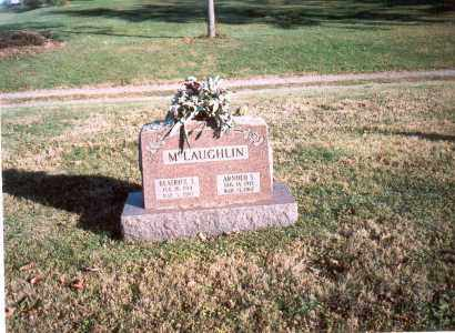 MCLAUGHLIN, BEATRICE L. - Fairfield County, Ohio | BEATRICE L. MCLAUGHLIN - Ohio Gravestone Photos