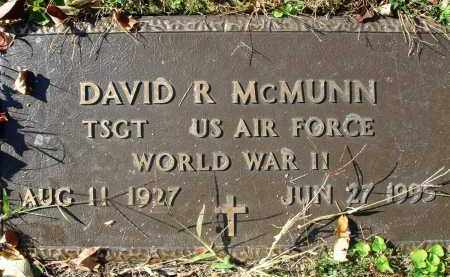 MCMUNN, DAVID R. - Fairfield County, Ohio | DAVID R. MCMUNN - Ohio Gravestone Photos