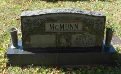 MCMUNN, RUTH M. - Fairfield County, Ohio | RUTH M. MCMUNN - Ohio Gravestone Photos
