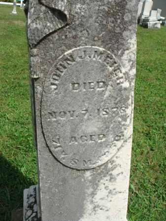 MEIER, JOHN J. - Fairfield County, Ohio   JOHN J. MEIER - Ohio Gravestone Photos