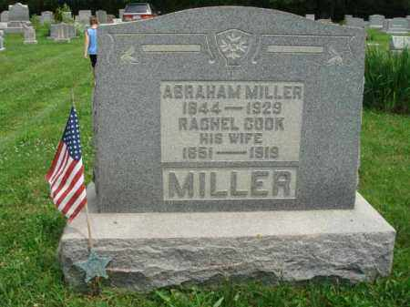 MILLER, ABRAHAM - Fairfield County, Ohio | ABRAHAM MILLER - Ohio Gravestone Photos
