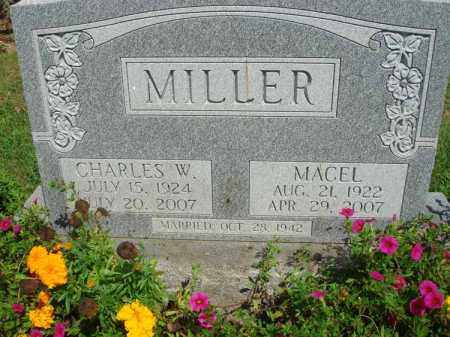 MILLER, MACEL - Fairfield County, Ohio | MACEL MILLER - Ohio Gravestone Photos