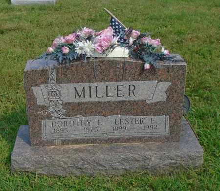 MILLER, DOROTHY I. - Fairfield County, Ohio | DOROTHY I. MILLER - Ohio Gravestone Photos