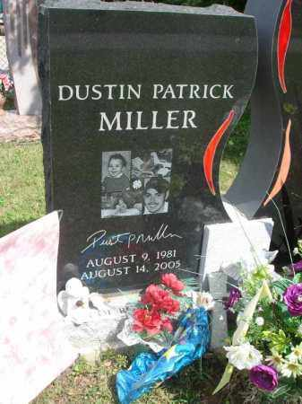 MILLER, DUSTIN PATRICK - Fairfield County, Ohio | DUSTIN PATRICK MILLER - Ohio Gravestone Photos