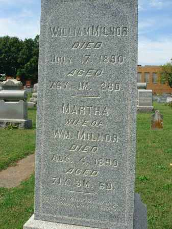 MILNOR, WILLIAM - Fairfield County, Ohio | WILLIAM MILNOR - Ohio Gravestone Photos