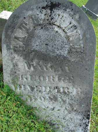 MINEHART?, CATHERINE - Fairfield County, Ohio | CATHERINE MINEHART? - Ohio Gravestone Photos