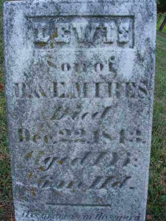 MIRES, LEWIS - Fairfield County, Ohio | LEWIS MIRES - Ohio Gravestone Photos