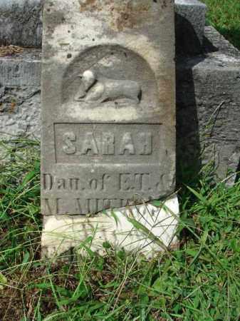 MITHOFF, SARAH - Fairfield County, Ohio | SARAH MITHOFF - Ohio Gravestone Photos